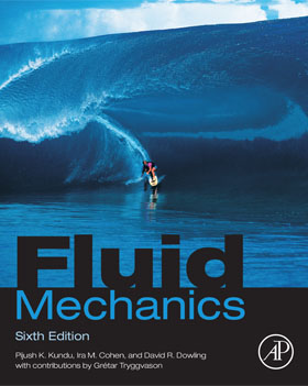 Cover of Fluid Mechanics (6th edition)