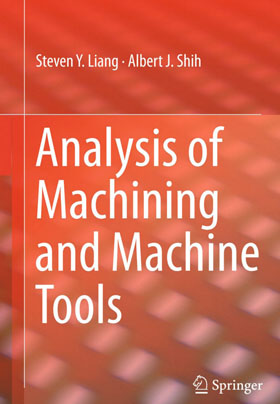 Cover of Analysis of Machining and Machine Tools
