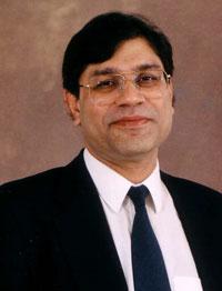 Portrait of Arvind Atreya