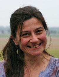 Portrait of Anna Stefanopoulou