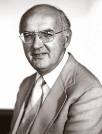 Portrait of Joseph Datsko