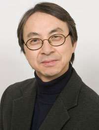 Portrait of Noboru Kikuchi
