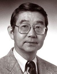 Portrait of Michael Chen