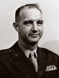 Portrait of Raymond Pearson