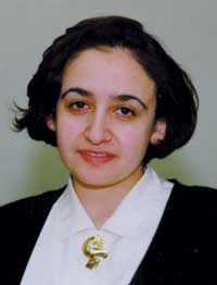 Portrait of Rayhaneh Akhavan