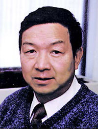 Portrait of Wei-Hsuin Yang
